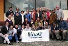 Los participantes de VIVAT Internacional de Quito, octubre 24-28