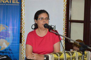 Raquel Peralta, SSpS  Coordinadora de la Comisión Nacional de Pastoral Indígena de la Conferencia Episcopal Paraguaya
