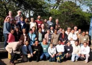 The participants of the First VIVAT International Workshop in Sao Paulo, Brazil