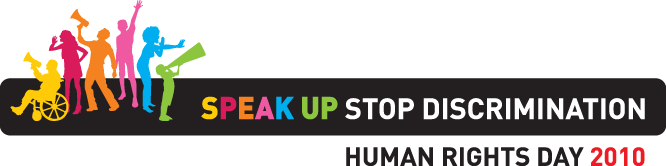 Speak up Stop Discrimination