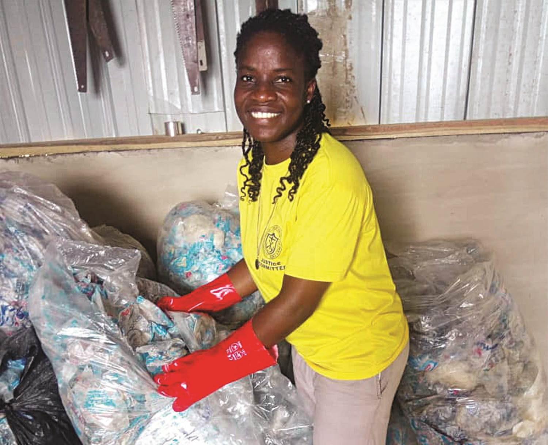 Addressing Ghana's plastic waste crisis